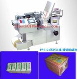 Embaladora de Medcine del celofán automático lleno de la caja