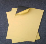Boa Dureza álbum fotográfico adesivo página interna da folha de PVC