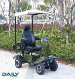 Carro de golfe do único assento/Buggy elétricos com o motor de 24V 1300W