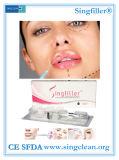 Enchimento Injectable do bordo do ácido hialurónico de Singfiller do Ce para a cirurgia de cosméticos