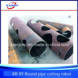 De mariene CNC van de Pijpleiding van de Olie van de Buis van het Aluminium van de Apparatuur Machine van Beveling van het Gat van de Vlam van het Plasma Scherpe