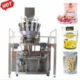 Stikstofvullende eierrollen/snoep/Chips/Popcorn/Snack Foods Automatische verpakking van de verpakkingsmachine Machines