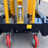 Doppelmast-Luftarbeit-Plattform für maximale Höhe 9m