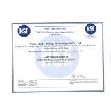 Tablilla certificada GMP del calcio Vd3