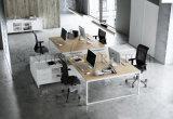 Poste de travail modulaire neuf de bureau de banc de travail de personne de la partition 4 (SZ-WST842)