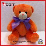 O luxuoso de seda do urso da peluche do urso feito sob encomenda da peluche encheu o urso da peluche