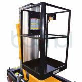 Einzelne Mast-Luftarbeit-Plattform-maximale Höhe der Plattform (8m)