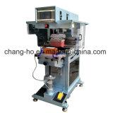 Máquina de impressão móvel da almofada de tampa