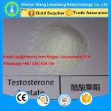 99% Reinheit-Testosteron-Azetat-Steroid Hormon CAS 1045-69-8 für Bodybuilding