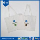 Personifizierter kundenspezifischer Digital gedruckter Segeltuch-Baumwolleinkaufentote-Beutel