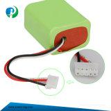 再充電可能な7.2V 3000mAhの電源NIMH電池のパック