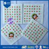 Servilletas de papel de encargo de la toalla de papel del coctel de la impresión