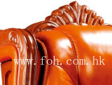 Ganascia esecutiva di ufficio di massaggio di lusso delle forniture (FOHA-01)