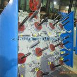 Машина заплетения провода двойного Decker шланга гидровлического шланга резиновый