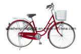26дюйма леди города велосипед с динамо (CB-009)