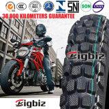 Neumático 2.75-17 de la motocicleta del país cruzado del neumático de la motocicleta de tres ruedas