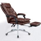Gerente Executivo de couro PU Estilo Giratório Office cadeira ergonómica cadeira de escritório em pele integral ergonómica
