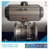 두 배 임시 압축 공기를 넣은 액추에이터 wafertype 나비 벨브 BCT-P-WBFV-03
