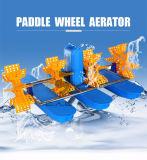 2HP 1,5 квт 4 Paddlewheel аэратора для лова креветок пруд рыбками