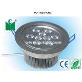 LED de 10 W no teto (YC-TH10-CHG)
