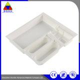 電子製品のために包む白いプラスチック記憶の皿のまめ