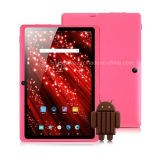 7 pulgadas ARM Cortex Quad Core Android 4.4 Tablet PC