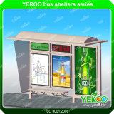 Aluminiumprofil-heller Kasten, der Bus-Schutz bekanntmacht