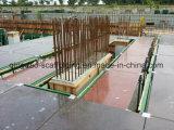 Encofrado de acero de la construcción concreta con temprano eliminar