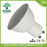 Proyector del techo de 3W LED, lámpara del punto del LED GU10 con el Ce RoHS