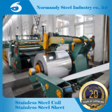 AISI 304 a laminé à froid la bobine d'acier inoxydable avec la bonne qualité