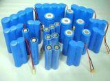 pacchetto della batteria dello ione di 7.4V 3400mAh Li con Ce e RoHS per l'apparecchio medico