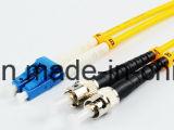 Patchcord à fibre optique de la LC-St