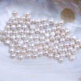 оптовая продажа перлы кнопки от 8.5mm до 9mm пресноводная Килограммом