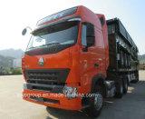 아주 새로운 Sinotruk HOWO A7 6X4 트랙터 트럭