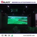 P1.875/P1.904 reparou a parede interna do vídeo da tela de indicador do diodo emissor de luz do passo pequeno do pixel