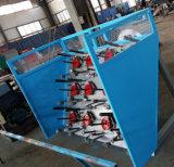 Горизонтальные 24 шпиндель из нержавеющей стали оплетки проводов машины для металлических шланг