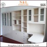 Guardaroba di legno della mobilia della camera da letto di MFC di disegno di Morden