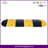 Amarelo e preto Rubber Road Speed ​​Humps
