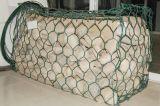 Сплетенная шестиугольная сетка корзины Gabion