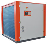 промышленным охлаженные воздухом охладители воды 5HP для бака заквашивания пива