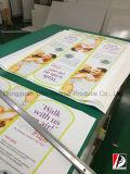 La publicité de la mousse d'administration de l'impression, de la mousse PVC d'administration de la publicité pour la promotion (PVB-01)