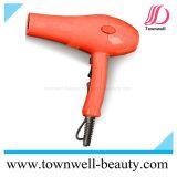 Цветастый прочный фен для волос с отражетелем 2 узким сопл опционным