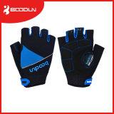 Professionele camouflage halve vinger tactieken Handschoen Hard dragen ademend schokbestendig Skid Proof Cycling Glove voor het spelen van CS