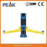 5.5T Heavy Duty Deux colonnes de la capacité d'outils de levage pour la vente de voiture (212C)