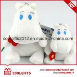Het leuke Stuk speelgoed van de Pluche van de Jonge geitjes van het Ontwerp Zachte Gevulde met de Karakters van het Beeldverhaal