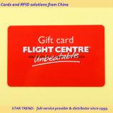 Карточки в карточке пластичной карточки карточки PVC карточки покупкы бумажной