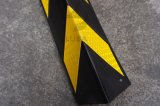 Protezioni d'angolo della mobilia decorativa di plastica d'avvertimento materiale di gomma