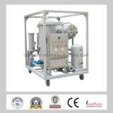 Máquina à prova de explosões da purificação de purificador de petróleo do vácuo/petróleo