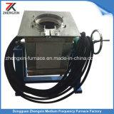 Средняя частота электрической индукции плавильная печь GW-100