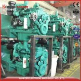 Cummins 600kwのセリウムISO9001 BV Kanpor中国の工場が付いているディーゼル発電機セット